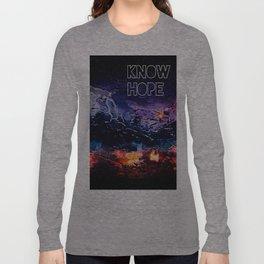 Know Hope Pt. II Long Sleeve T-shirt