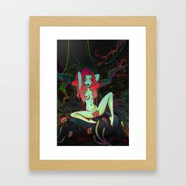 Venus Mantrap Framed Art Print