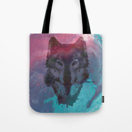 the wolf 7 Tote Bag