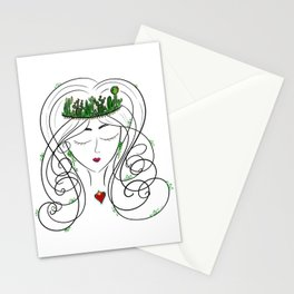 Dallas Nopales Stationery Cards