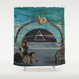 Student of life and death Shower Curtain