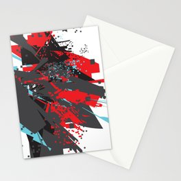 Adventures in an Amorphous Landscape Stationery Cards