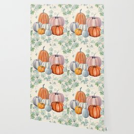 Pumpkin Patch Wallpaper