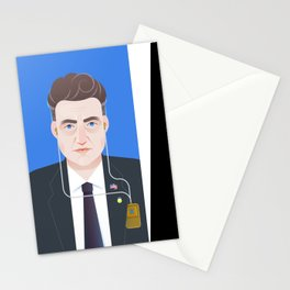 Gordon Cole | Twin Peaks Stationery Cards