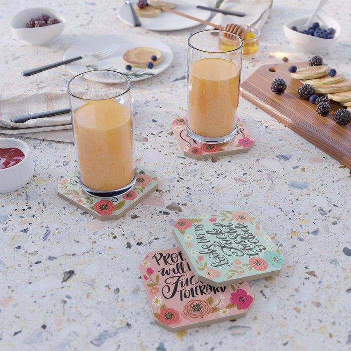 Pretty Swe*ry: Coasters Coaster