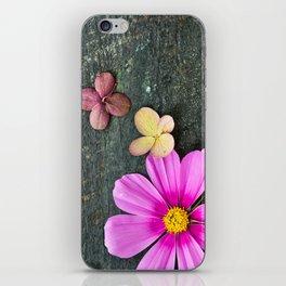 Flowers of Summer iPhone Skin