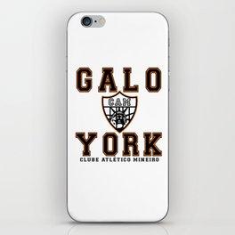 Galo York iPhone Skin