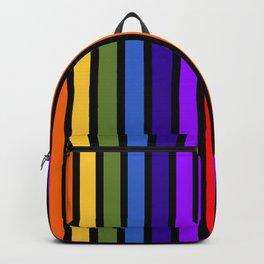 The Bold Rainbow Backpack