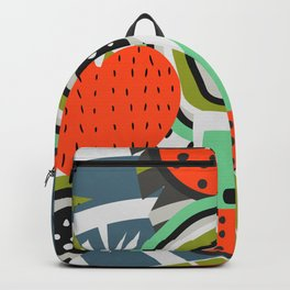Fruity abstraction Backpack