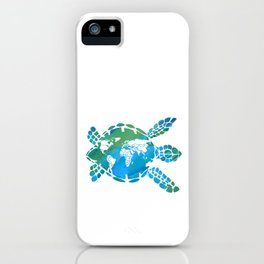 Mother Earth II iPhone Case