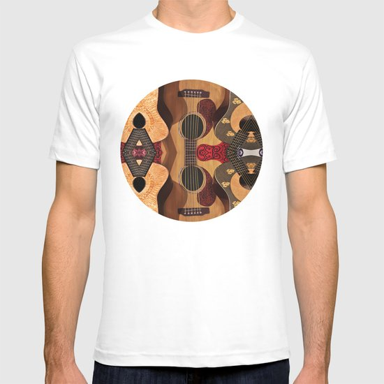 Guitar Reflections T-shirt