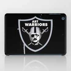 Art Raiders iPad Case