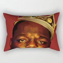 Biggie BIG Smalls Rectangular Pillow