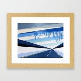 Highwayscape #17 Framed Art Print