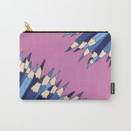 Dueling Pencils Carry-All Pouch