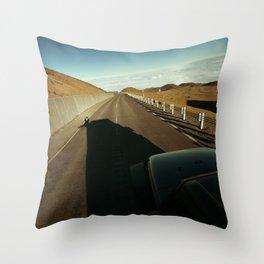 Descent Throw Pillow