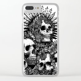 The Ancients Kings : Reunion Clear iPhone Case