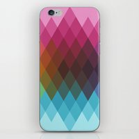 fig iPhone & iPod Skins featuring Fig. 022 by Maps of Imaginary Places