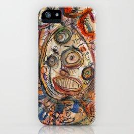Faces Faces iPhone Case