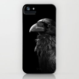 Crows Smile iPhone Case