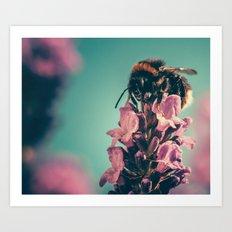 Pregnant Flora #prints #home #decor Art Print