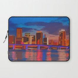 Miami Evening Laptop Sleeve