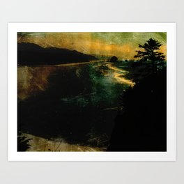 Pachuca Sunrise Art Print