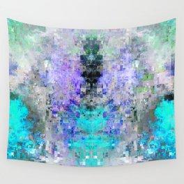 glitch cloud 10. Wall Tapestry