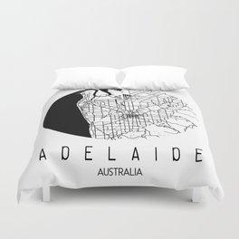Adelaide Round Duvet Cover