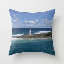 Bahamas Cruise Series 80 Throw Pillow