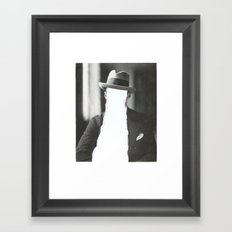 Remain In Memory Framed Art Print
