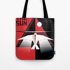 Race the Sun OST Tote Bag