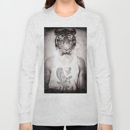 Animal graphic design Long Sleeve T-shirt