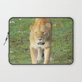 Extraordinary Animals - Lioness Laptop Sleeve