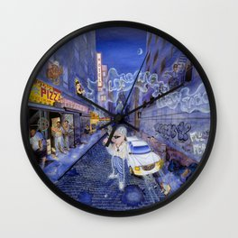 Long Live the New Jack Wall Clock