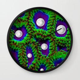Gaia | Planet Earth into a New Dimension Wall Clock