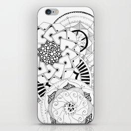 Mandala Series 04 iPhone Skin