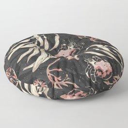 Hermit Scramble Floor Pillow
