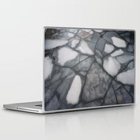 stockholm Laptop & iPad Skins featuring Stockholm  by Emily Deering
