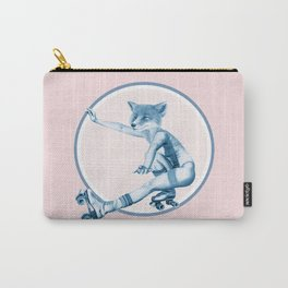 Menagerie Fox Carry-All Pouch