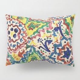 Fleur de Flair Pillow Sham