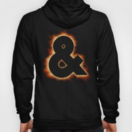 Ampersand of Eclipse Hoody