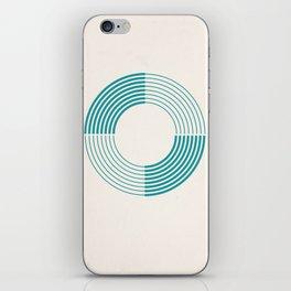 Coil iPhone Skin