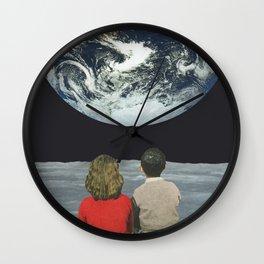Futures Past Wall Clock