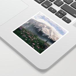 Mt Rainier Sticker