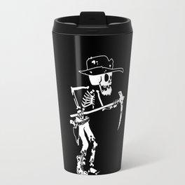 Gold digger Rick Travel Mug