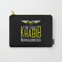 Khabib Time The Eagle Carry-All Pouch