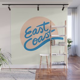 East Coast Wall Mural