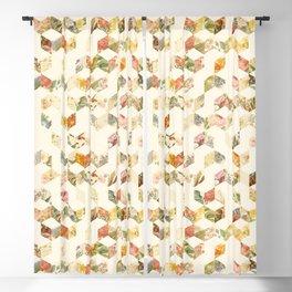 Keziah - Flowers Blackout Curtain