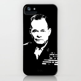 """Lewis """"Chesty"""" Puller iPhone Case"""